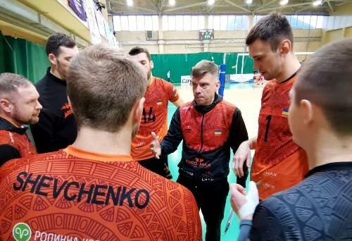 Начались полуфинальные серии в мужской волейбольной Суперлиге