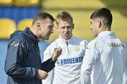 Минус пять игроков. Сборная Украины объявила заявку на матч с Финляндией