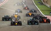 Хэмилтон в эпичной битве удержал Ферстаппена и выиграл Гран-при Бахрейна