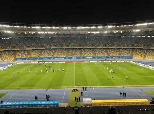 Украина – Финляндия – 1:1. Текстовая трансляция матча