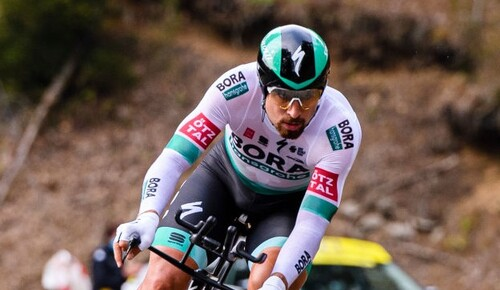 Тур Каталонии. Саган выиграл шестой этап