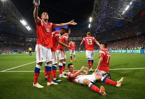 Россия – Словения – 2:1. Дзюба в центре внимания. Видео голов и обзор матча