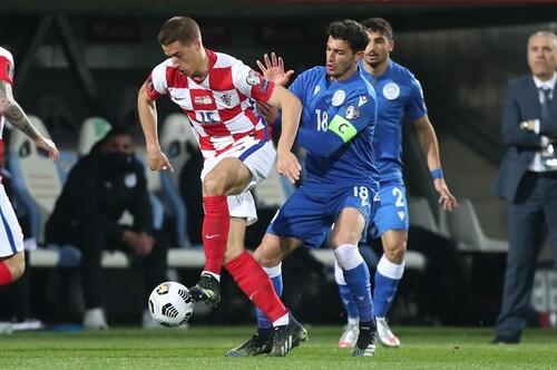 Хорватия – Кипр – 1:0. Видео гола и обзор матча