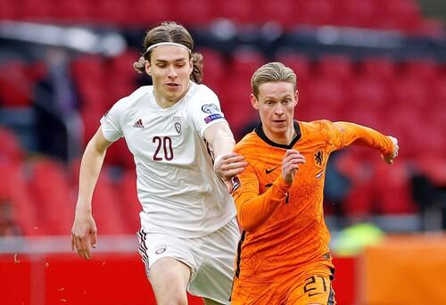 Нидерланды – Латвия – 2:0. Видео голов и обзор матча