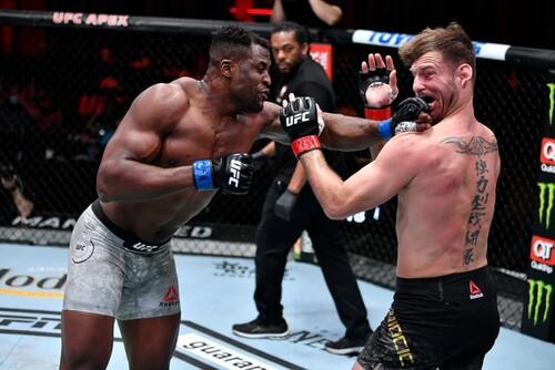 Великий реванш! Нганну нокаутировал Миочича на UFC 260