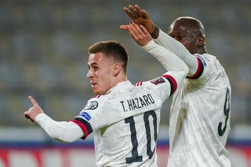 Чехия – Бельгия – 1:1. Видео голов и обзор матча