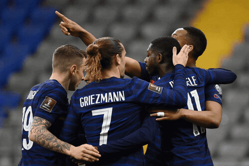 Казахстан — Франция — 0:2. Видео голов и обзор матча