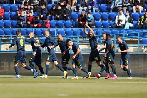 Матч Металл – Днепр Черкассы побил рекорд посещаемости всех лиг в сезоне