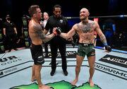 Третий бой Макгрегора и Порье состоится 10 июля на UFC 264
