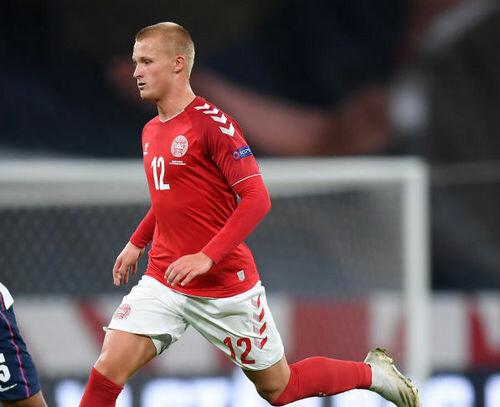 Дания забила восемь мячей в ворота Молдовы, Англия обыграла Албанию