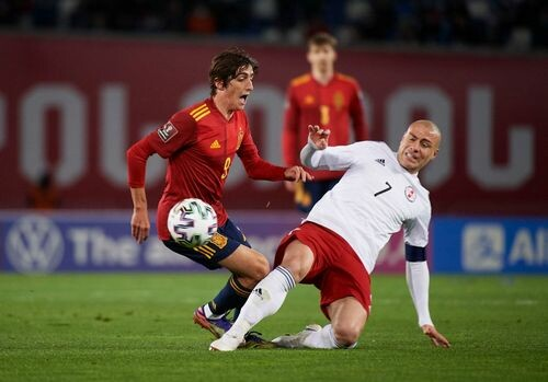 Грузия — Испания — 1:2. Видео голов и обзор матча
