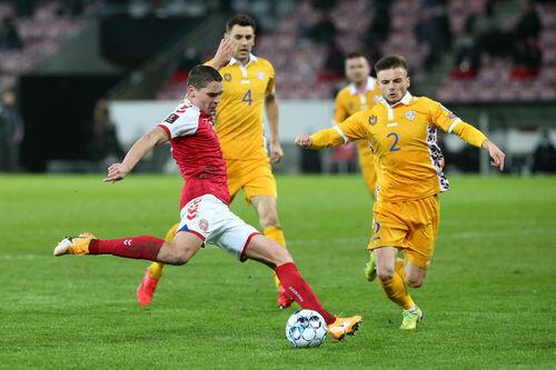 Дания — Молдова — 8:0. Видео голов и обзор матча