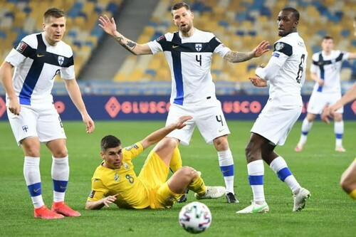 Нічия, яка розчарувала. Збірна України не зуміла обіграти Фінляндію