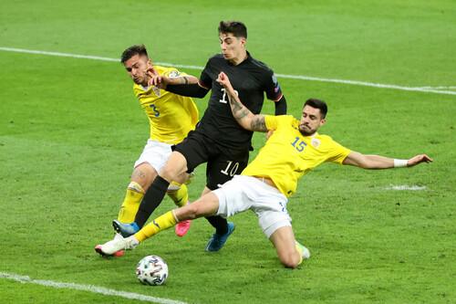 Румыния – Германия – 0:1. Видео гола и обзор матча