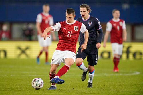 Австрия – Фарерские острова – 3:1. Видео голов и обзор матча