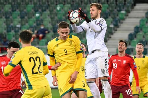 Швейцария – Литва – 1:0. Видео гола и обзор матча