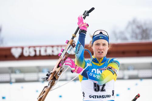 Ханна Эберг и Нелин стали чемпионами Швеции в сингл-миксте