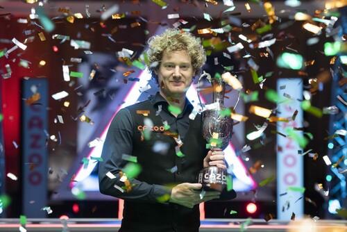 Нил Робертсон выиграл Tour Championship
