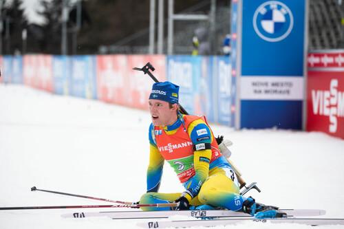 Самуэльссон и Ханна Эберг стали чемпионами Швеции в масс-старте