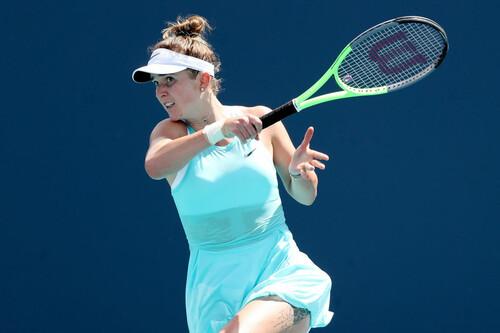 Свитолина остановила Квитову на пути в четвертьфинал турнира в Майами
