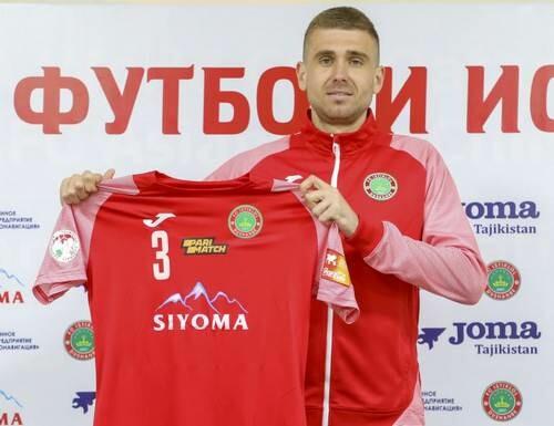 Андрій Міщенко став гравцем Істіклола