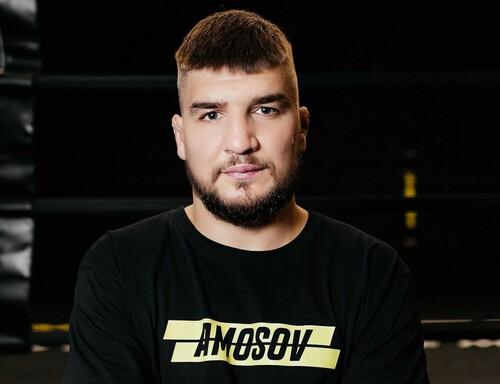Украинец Амосов занимает второе место в новом рейтинге Bellator