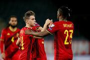 Бельгія забила 8 м'ячів Білорусі, асист Бейла допоміг Уельсу обіграти Чехію