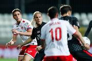 Словакия остановила победный ход России, Хорватия с трудом дожала Мальту