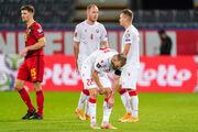 0:8 от Бельгии стало крупнейшим поражением в истории сборной Беларуси