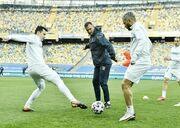 НАЗАРЕНКО: «Сейчас все научились играть в футбол. Казахстан прибавил»