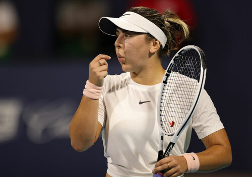 WTA Майами. Известны все участницы 1/4 финала