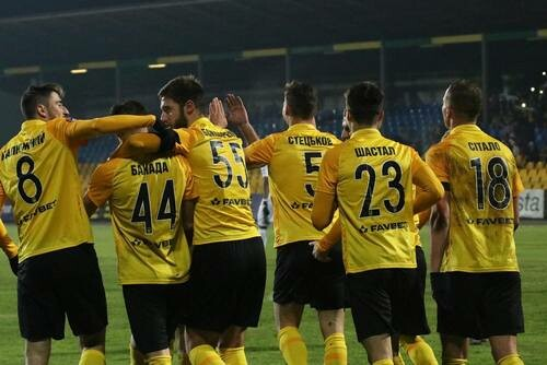 Матч Александрия — Динамо может пройти со зрителями