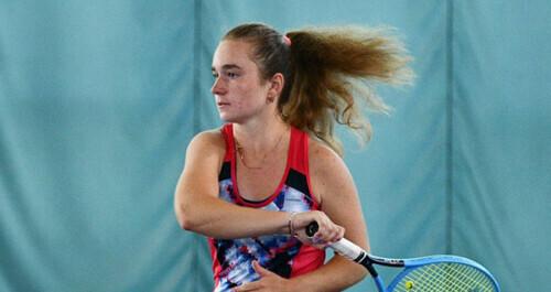 Снигур стартовала с победы на 25-тысячнике ITF в ОАЭ