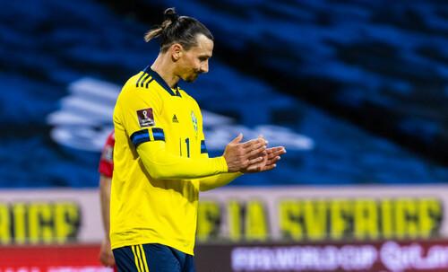 Ибрагимович получил травму в сборной Швеции и не сыграет с Эстонией