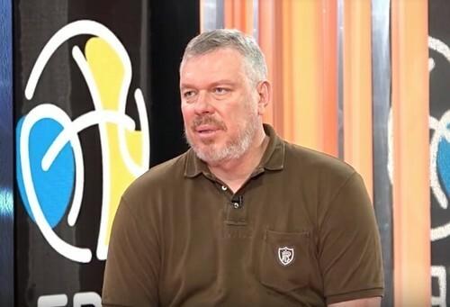 Александр Волков включен в Зал славы ФИБА
