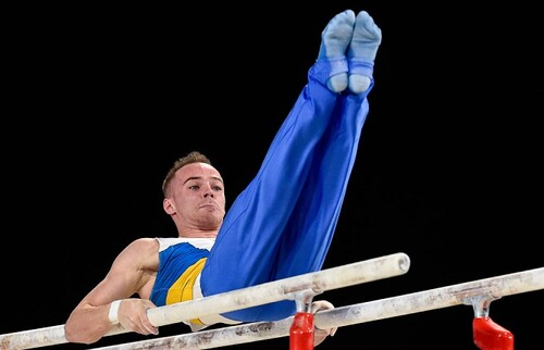 Украина выступит на ЧЕ по спортивной гимнастике без Верняева