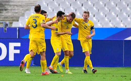 Украина – Казахстан. Прогноз и анонс на матч отбора к ЧМ-2022