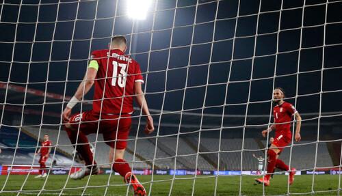Отбор ЧМ-2022. Сербия в тяжелом матче обыграла Азербайджан, успех Кипра