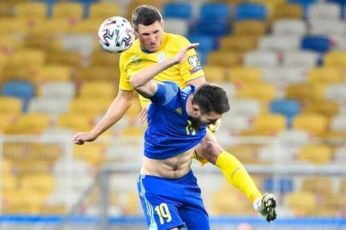 Украина – Казахстан – 1:1. Текстовая трансляция матча