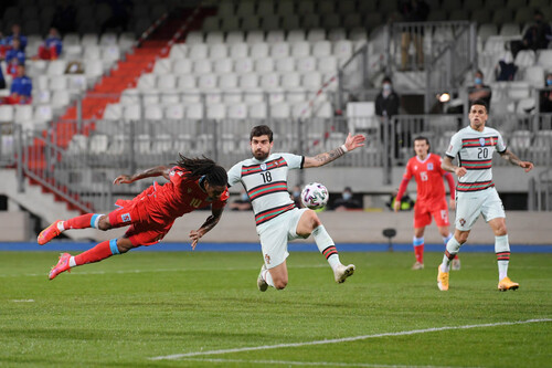 Учись, Роналду! Динамовец Родригеш забил за Люксембург в ворота Португалии