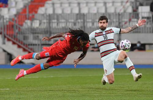 Люксембург – Португалия – 1:3. Шикарный гол Жерсона. Видео голов и обзор