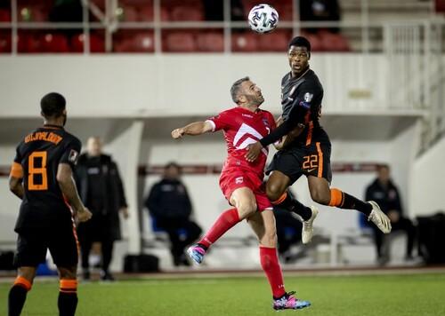 Гибралтар – Нидерланды – 0:7. Разгром карлика. Видео голов и обзор матча