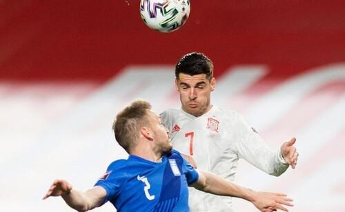 Испания - Косово. Прогноз и анонс на матч квалификации ЧМ-2022