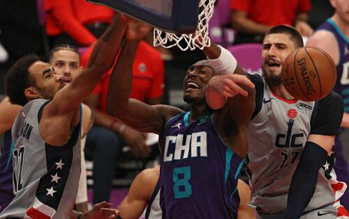 НБА. 10 очков Лэня, второй подряд трипл-дабл Уэстбрука, Вашингтон уступил