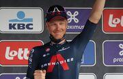 Велоспорт. Ван Баарле виграв одноденку Дварс Доор Фландерен