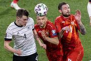 Германия проиграла в квалификации чемпионата мира впервые с 2001 года