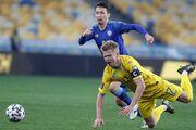 WhoScored: Зинченко – лучший игрок матча с Казахстаном