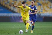 InStat: Малиновский – лучший игрок матча Украины и Казахстана