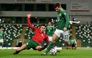 Северная Ирландия – Болгария – 0:0. Видеообзор матча