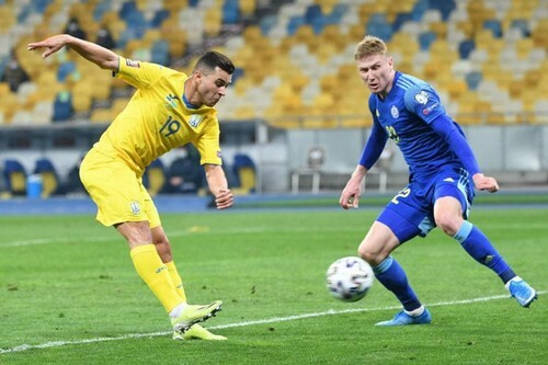 Били, били и... пропустили. Сборная Украины не сумела обыграть Казахстан